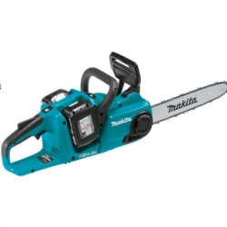 Rental store for 14  MAKITA 36V CORDLESS CHAINSAW in Santa Clara CA