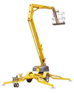 Rental store for 45  TOWABLE PERSONNEL BOOM LIFT in Santa Clara CA