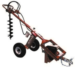 Rental store for 1 PERSON TOWABLE AUGER in Santa Clara CA