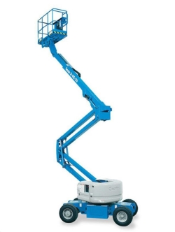 Rental store for 45  GENIE Z45 25 PERSONNEL BOOM  LIFT in Santa Clara CA