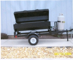 Rental store for TOWABLE PROPANE BARBEQUE with GRILL in Santa Clara CA