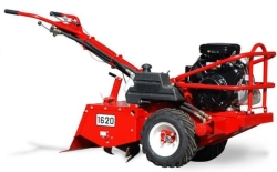 Used Equipment Sales 16 HP REAR TINE HYDRAULIC DRIVE TILLER in Santa Clara CA