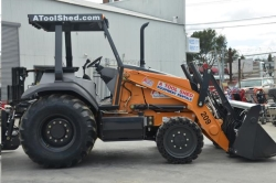 Rental store for 4x4 CASE TRACTOR LOADER  4in1 BUCKET in Santa Clara CA
