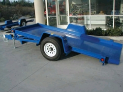 Rental store for SINGLE AXLE TILT BED EQUIPMENT TRAILER in Santa Clara CA