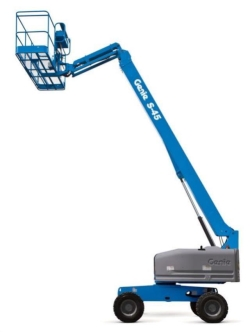 Rental store for 45  GENIE S45 PERSONNEL BOOM LIFT in Santa Clara CA
