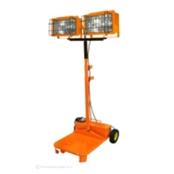 Used Equipment Sales FLOOD LIGHT DUAL FIXTURE 500 WATT EACH in Santa Clara CA