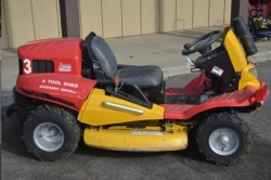 Rental store for 4 x 4 RIDE-ON WEED MOWER BRUSH CUTTER in Santa Clara CA