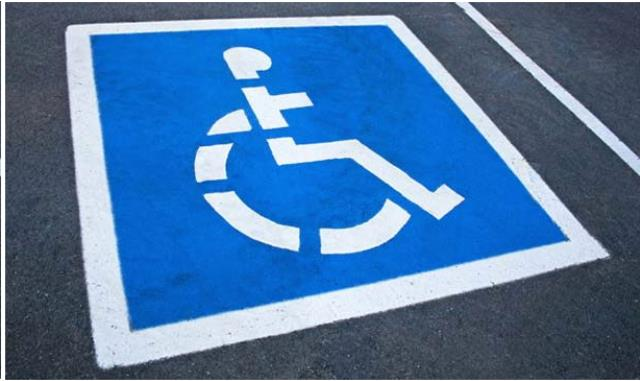 Where to find HANDICAPPED PARKING STENCIL in Santa Clara
