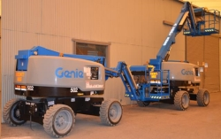 Rental store for 45  GENIE Z45 25 HYBRID BOOM  LIFT in Santa Clara CA
