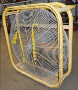 Used Equipment Sales FAN, PROPELLER LARGE in Santa Clara CA