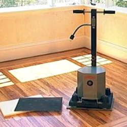Rental store for HARDWOOD FLOOR SANDER, ORBITAL 12 x18 in Santa Clara CA
