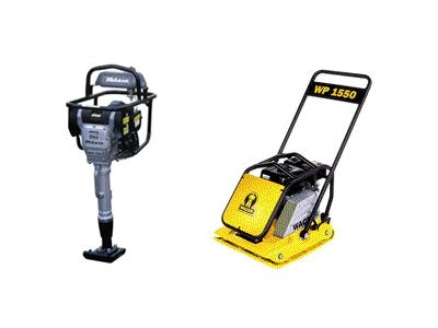Compaction Equipment Rentals in Santa Clara, CA