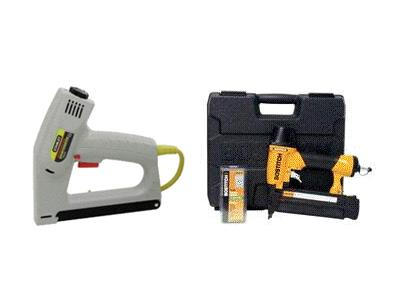 Rent Air Nailer - Air Stapler & Powder Actuated Tools