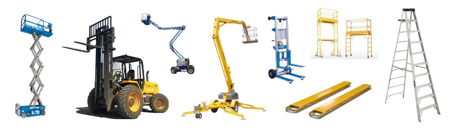 Homeowner Equipment Rentals in Santa Clara County & the Silicon Valley